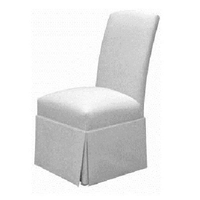 Becca Skirted Dining Chair