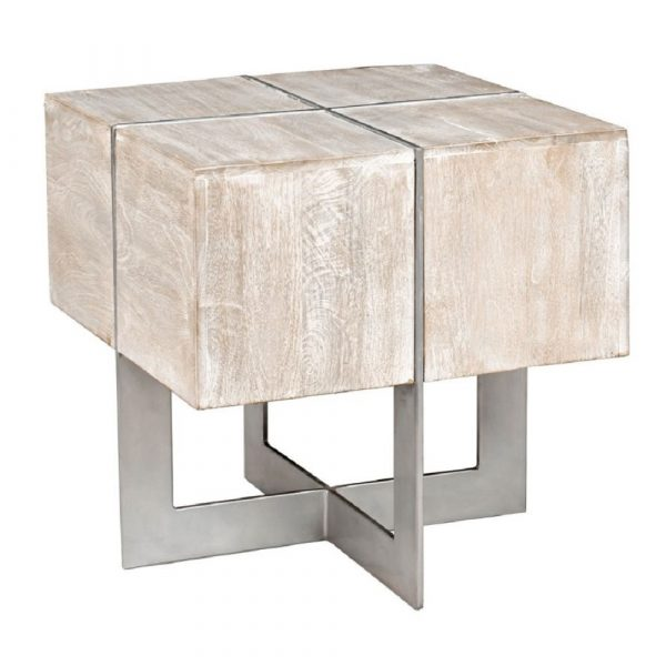 Osmond Square End Table