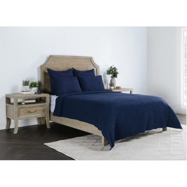 Mira Indigo Bedding