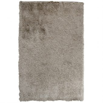 Caust Taupe Shag Rug