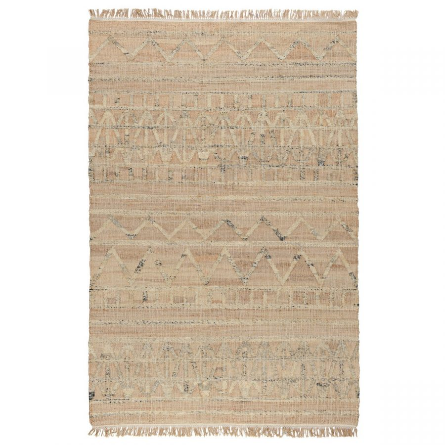 Klein Distressed Natural Rug