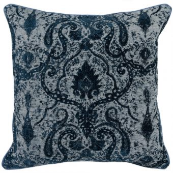 Jewel Deep Blue Pillow