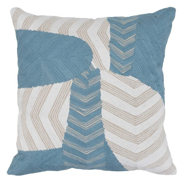 Rale Blue Pillow