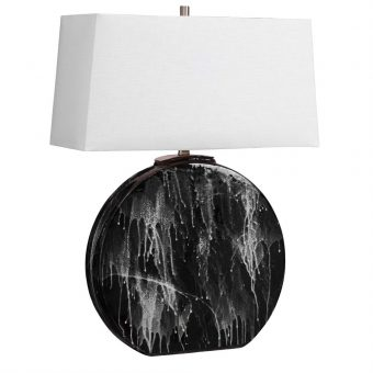 Stormy Table Lamp