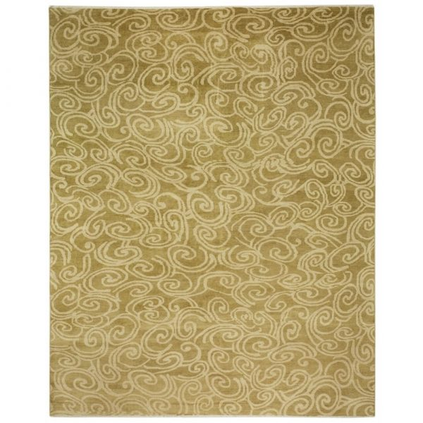 Curly Ques Rug 6 x 9