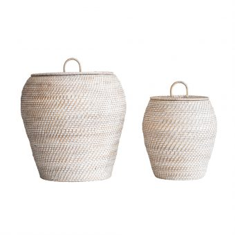 Set of 2 Cosway Storage Baskets