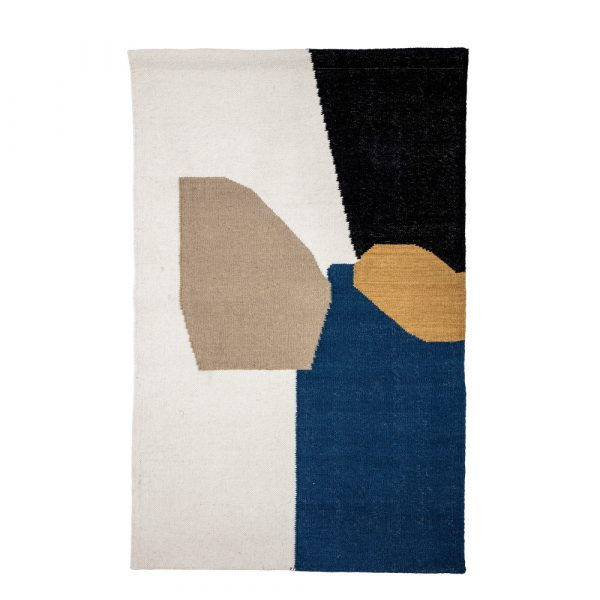 Woven Abstract Wall Hanging