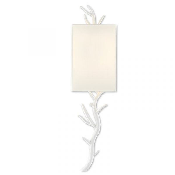 Baneberry Wall Sconce - Left