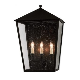 Bening Large Outdoor Wall Sconce
