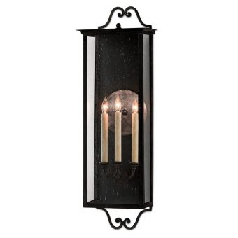 Giatti Large Outdoor Wall Sconce