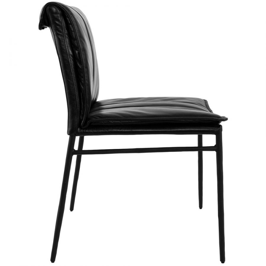 Myer Black Dining Chair