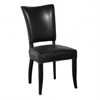 Roise Upholstered Dining Chair in Mink