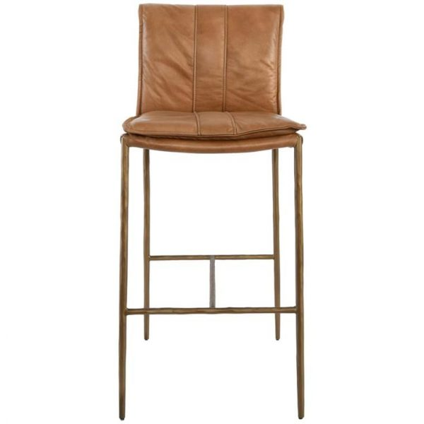 Myer Stool in Tan