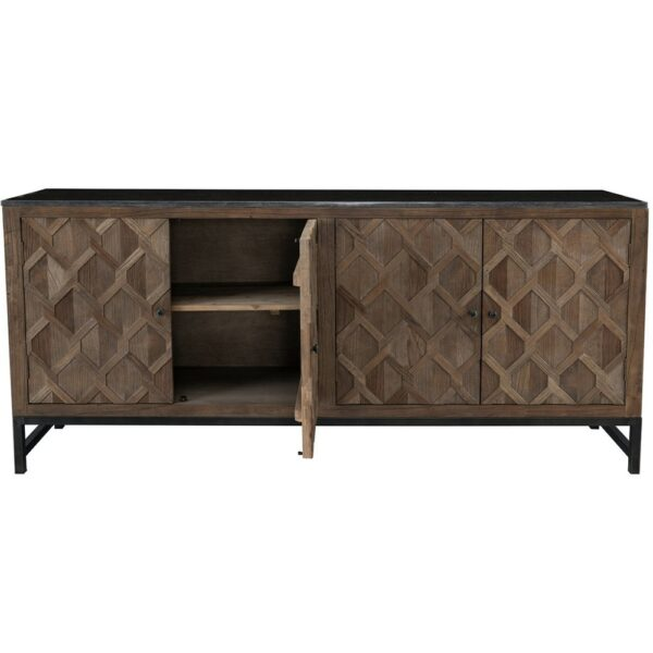 grayston 4dr sideboard