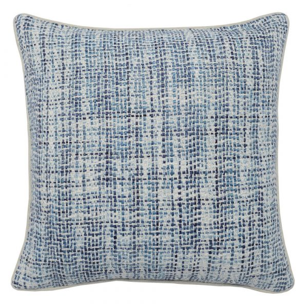Brim Blue Pillow