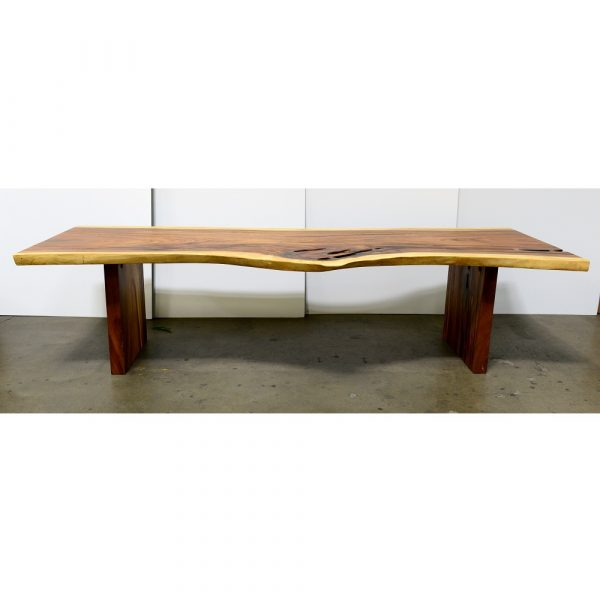 """Live Edge Dining Table 120"""""""