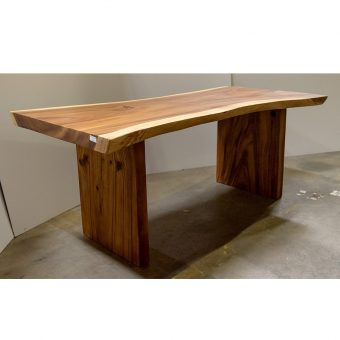 Line Edge Dining Table 77""