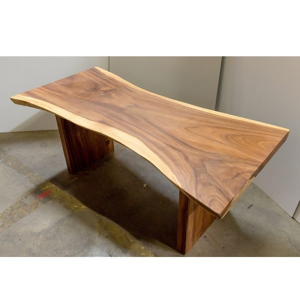 """Line Edge Dining Table 77"""""""