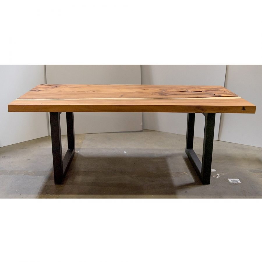"""Line Edge Dining Table 79"""""""