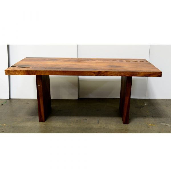 Straight Edge Dining Table 96