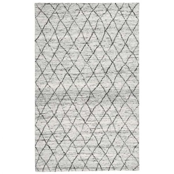 Howe Ivory and Gray Rug