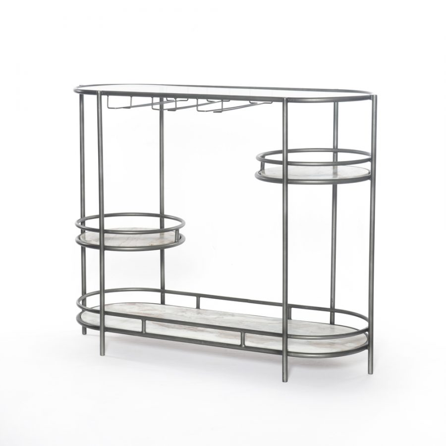 Hausly Bar Console Table