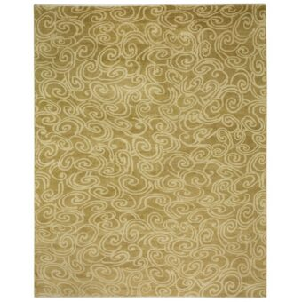Curly Ques Rug 9 x 12