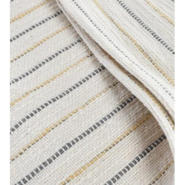 Creux Ivory Throw