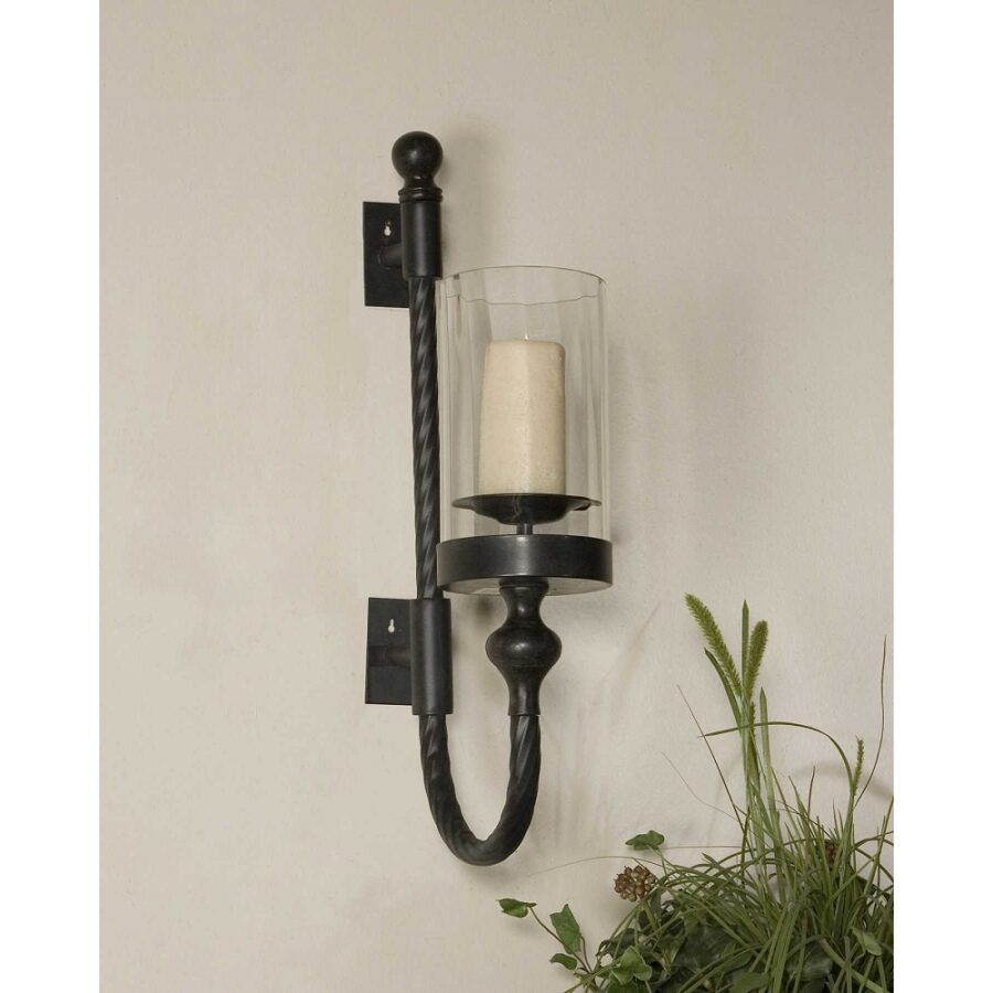 Jarvise Twist Wall Sconce