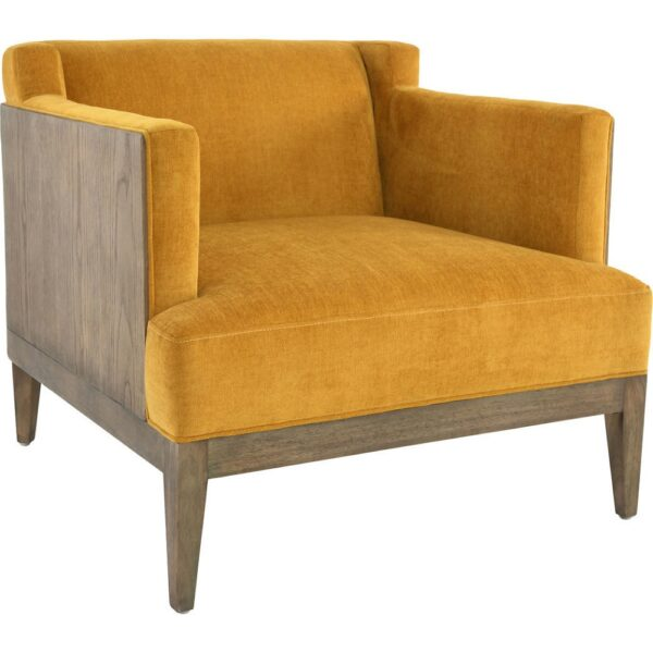 Charlene Amber Accent Chair
