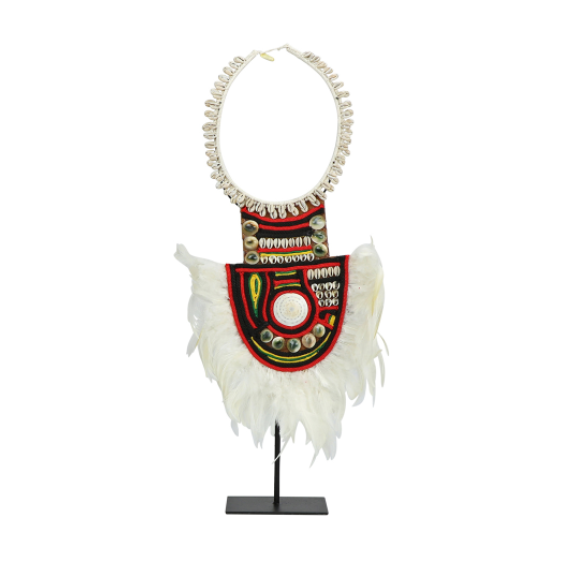 Yali Necklace on Stand