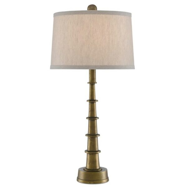 Auger Table Lamp