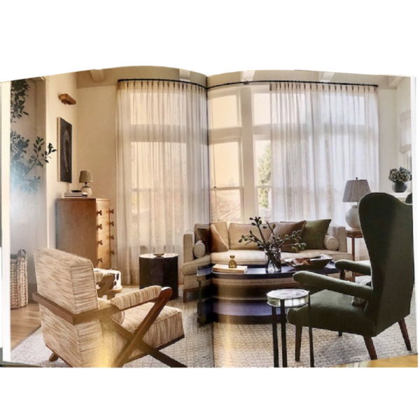 At Home By Brian Plaquette Hardback Book